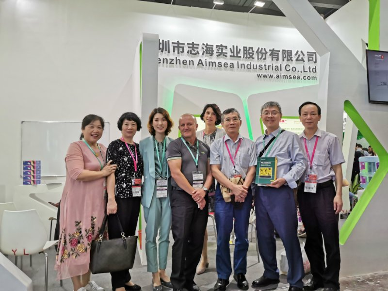CHINAPLAS 2019 ended successfully, AIMSEA Thanks for your visit !